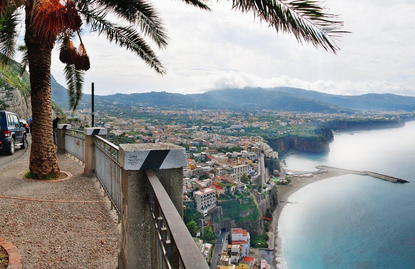 сорренто италия достопримечательности фото онлайн-камер