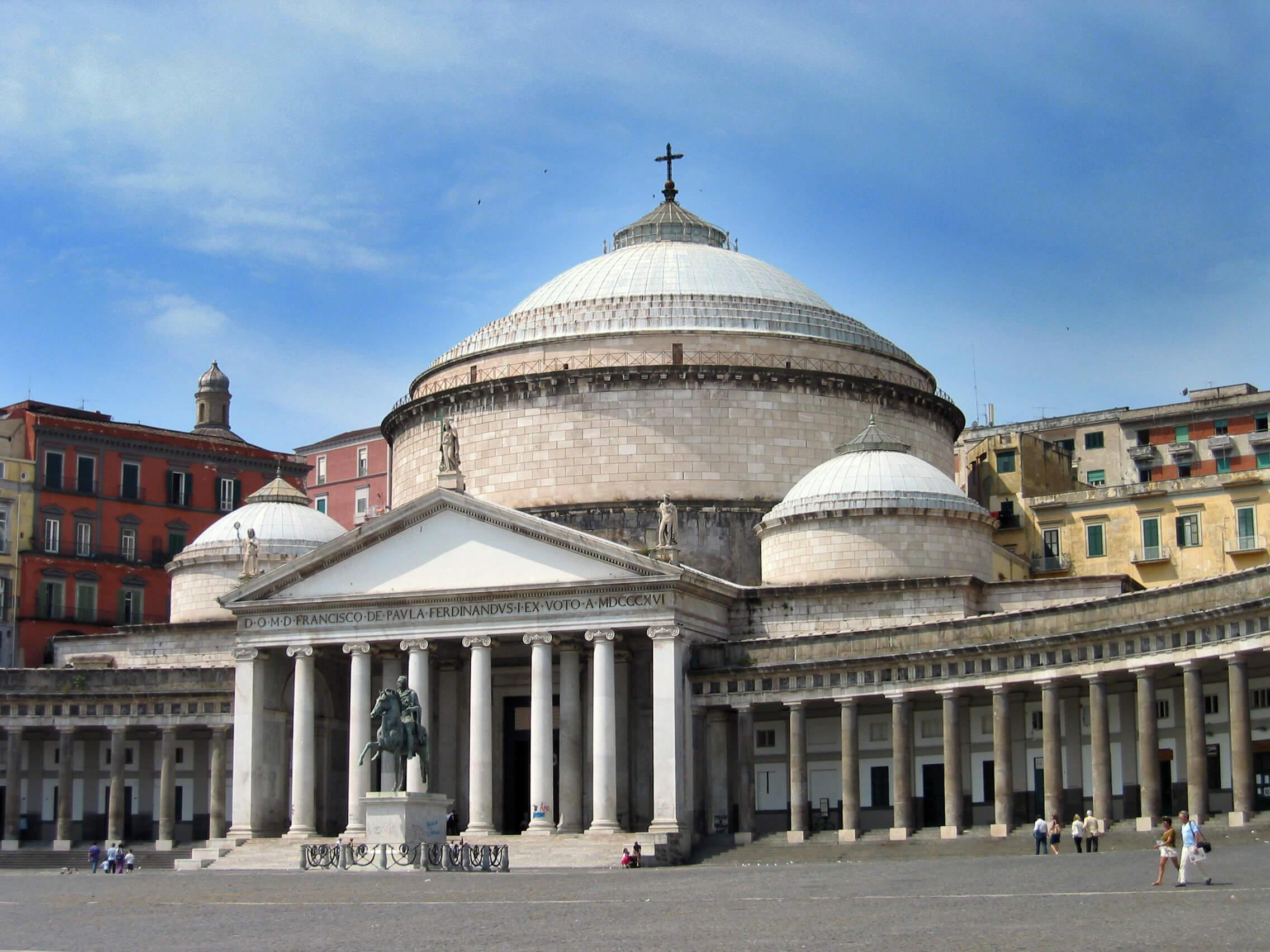 Basilica Plebiscito