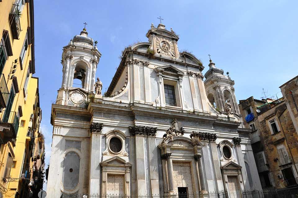 Неаполь в эпоху барокко (фото)